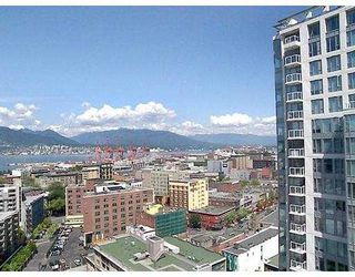 """Photo 8: 2107 63 KEEFER PL in Vancouver: Downtown VW Condo for sale in """"EUROPA"""" (Vancouver West)  : MLS®# V595894"""