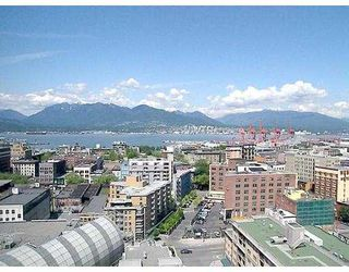 """Photo 7: 2107 63 KEEFER PL in Vancouver: Downtown VW Condo for sale in """"EUROPA"""" (Vancouver West)  : MLS®# V595894"""
