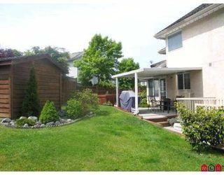 "Photo 10: 16740 85TH Avenue in Surrey: Fleetwood Tynehead House for sale in ""CEDAR GROVE"" : MLS®# F2903756"