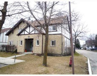Photo 1: 27 APPLE Lane in WINNIPEG: Westwood / Crestview Condominium for sale (West Winnipeg)  : MLS®# 2906631