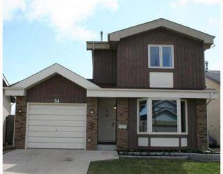 Photo 1:  in WINNIPEG: Windsor Park / Southdale / Island Lakes Residential for sale (South East Winnipeg)  : MLS®# 2908383