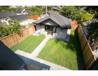 Photo 10: 2929 W 13TH AV in Vancouver: Kitsilano House for sale (Vancouver West)  : MLS®# V772131
