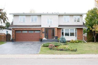 Photo 1: 14708 RIVERBEND Road in Edmonton: Zone 14 House for sale : MLS®# E4175578