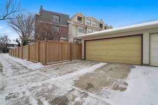 Photo 37: 11104 UNIVERSITY Avenue in Edmonton: Zone 15 Attached Home for sale : MLS®# E4180982