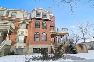 Photo 39: 11104 UNIVERSITY Avenue in Edmonton: Zone 15 Attached Home for sale : MLS®# E4180982