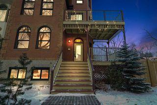 Photo 44: 11104 UNIVERSITY Avenue in Edmonton: Zone 15 Attached Home for sale : MLS®# E4180982