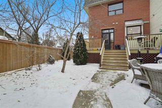 Photo 36: 11104 UNIVERSITY Avenue in Edmonton: Zone 15 Attached Home for sale : MLS®# E4180982