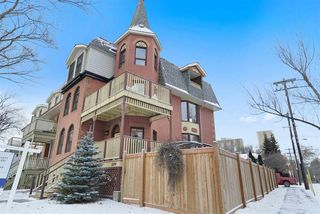 Photo 40: 11104 UNIVERSITY Avenue in Edmonton: Zone 15 Attached Home for sale : MLS®# E4180982