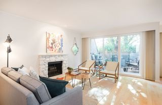Photo 2: 206 2893 West 41st Ave. in Vancouver: Kerrisdale Townhouse for sale (Vancouver West)  : MLS®# R2303384