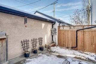 Photo 32: 3 2326 2 Avenue NW in Calgary: West Hillhurst Row/Townhouse for sale : MLS®# C4299141