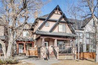 Photo 1: 3 2326 2 Avenue NW in Calgary: West Hillhurst Row/Townhouse for sale : MLS®# C4299141
