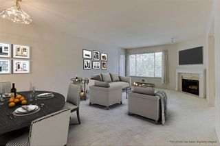"Photo 1: 209 7368 ROYAL OAK Avenue in Burnaby: Metrotown Condo for sale in ""PARKVIEW II"" (Burnaby South)  : MLS®# R2465678"