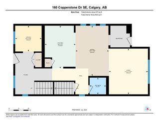 Photo 5: 160 COPPERSTONE Drive SE in Calgary: Copperfield Detached for sale : MLS®# A1016584