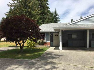 """Photo 12: 11 824 NORTH Road in Gibsons: Gibsons & Area Townhouse for sale in """"TWIN OAKS"""" (Sunshine Coast)  : MLS®# R2481809"""