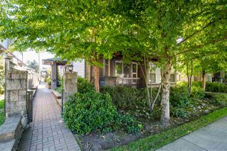Photo 1: 327 E 15TH STREET in North Vancouver: Central Lonsdale Townhouse for sale : MLS®# R2494797