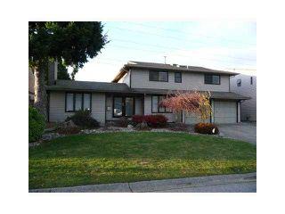 "Main Photo: 5151 GALWAY Drive in Tsawwassen: Pebble Hill House for sale in ""TSAWWASSEN HEIGHTS"" : MLS®# V829427"