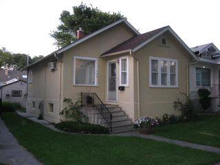 Photo 1: 123 NOBLE Avenue in WINNIPEG: East Kildonan Residential for sale (North East Winnipeg)  : MLS®# 1017255
