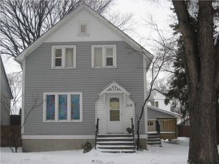 Photo 1: 318 Victoria Avenue East in WINNIPEG: Transcona Residential for sale (North East Winnipeg)  : MLS®# 1001676