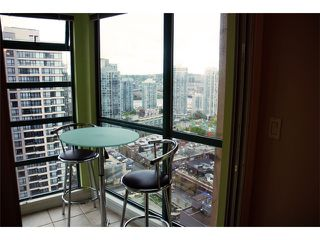 "Photo 8: 2706 939 HOMER Street in Vancouver: Downtown VW Condo for sale in ""PINNACLE"" (Vancouver West)  : MLS®# V867744"