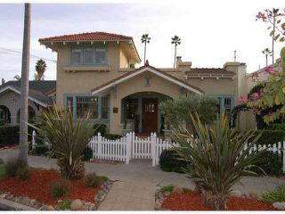 Photo 1: MISSION HILLS Residential for sale : 3 bedrooms : 1797 Fort Stockton Dr in San Diego