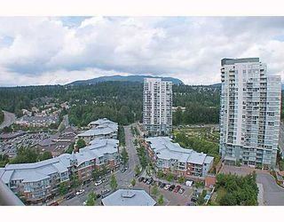 Photo 9: 1606 235 GUILDFORD Way in Port_Moody: North Shore Pt Moody Condo for sale (Port Moody)  : MLS®# V772912