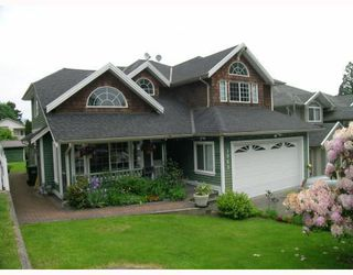Photo 1: 1969 MORGAN Avenue in Port_Coquitlam: Lower Mary Hill House for sale (Port Coquitlam)  : MLS®# V774595