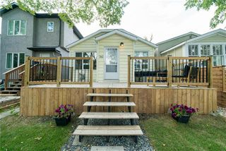 Photo 1: 752 GARWOOD Avenue in Winnipeg: Crescentwood Residential for sale (1B)  : MLS®# 1922373