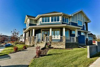 Photo 1: 4209 VETERANS Way in Edmonton: Zone 27 House for sale : MLS®# E4176171