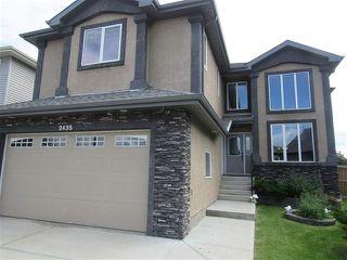 Photo 1: 2435 HAGEN WY NW in Edmonton: Zone 14 House for sale : MLS®# E4165714