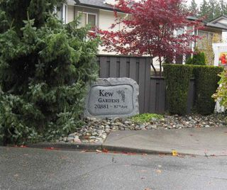 "Photo 15: 21 20881 87 Avenue in Langley: Walnut Grove Townhouse for sale in ""Kew Gardens"" : MLS®# R2413342"
