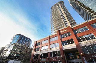 Photo 2: 1605 10136 104 Street in Edmonton: Zone 12 Condo for sale : MLS®# E4183470