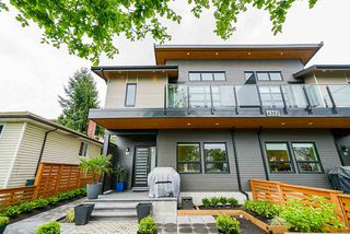 Photo 1: 3 4352 ALBERT Street in Burnaby: Vancouver Heights Townhouse for sale (Burnaby North)  : MLS®# R2456280