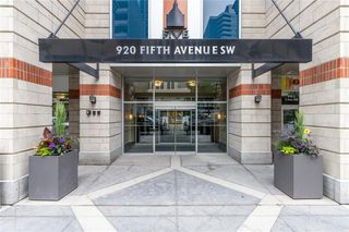 Photo 1: 2305 920 5 Avenue SW in Calgary: Downtown Commercial Core Apartment for sale : MLS®# A1036864