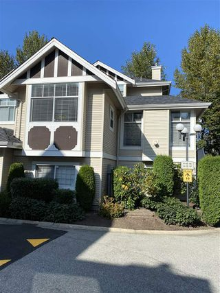 """Photo 1: 22 7488 MULBERRY Place in Burnaby: The Crest Townhouse for sale in """"SIERRA RIDGE"""" (Burnaby East)  : MLS®# R2508223"""