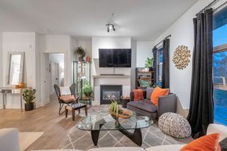 """Photo 5: 409 9339 UNIVERSITY Crescent in Burnaby: Simon Fraser Univer. Condo for sale in """"HARMONY AT THE HIGHLANDS"""" (Burnaby North)  : MLS®# R2509783"""