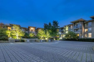 "Photo 1: 409 9339 UNIVERSITY Crescent in Burnaby: Simon Fraser Univer. Condo for sale in ""HARMONY AT THE HIGHLANDS"" (Burnaby North)  : MLS®# R2509783"