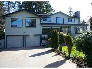 "Photo 1: 152 ENGLISH BLUFF Road in Tsawwassen: Pebble Hill House for sale in ""PEBBLE HILL"" : MLS®# V817440"