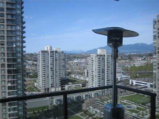 "Photo 7: 1803 2355 MADISON Avenue in Burnaby: Brentwood Park Condo for sale in ""OMA"" (Burnaby North)  : MLS®# V820928"