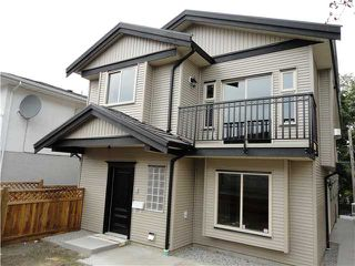 Photo 1: 5482 MANOR Street in Burnaby: Central BN 1/2 Duplex for sale (Burnaby North)  : MLS®# V824282