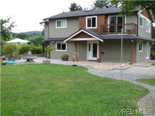 Photo 1: 1131 Marchant Rd in BRENTWOOD BAY: CS Brentwood Bay House for sale (Central Saanich)  : MLS®# 543956