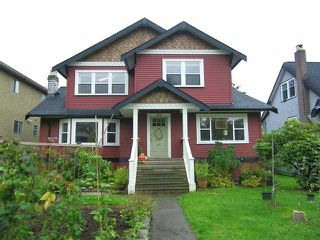 Photo 1: 386 W 23RD Avenue in Vancouver: Cambie House for sale (Vancouver West)  : MLS®# V854672