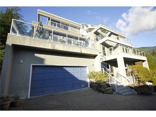 Photo 1: 5326 WESTHAVEN Wynd in West Vancouver: Eagle Harbour House for sale : MLS®# V863145