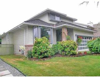 "Photo 1: 19574 SOMERSET Drive in Pitt_Meadows: Mid Meadows House for sale in ""SOMERSET"" (Pitt Meadows)  : MLS®# V748895"