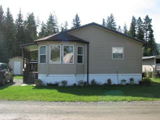 Main Photo: 23 4428 Barriere Town Road in Barriere: BA Manufactured Home for sale (NE)  : MLS®# 153533
