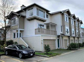 "Photo 1: 92 6588 BARNARD Drive in Richmond: Terra Nova Townhouse for sale in ""CAMBERLY"" : MLS®# R2426070"