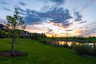 Photo 45: 238 AMBLESIDE Drive in Edmonton: Zone 56 House Half Duplex for sale : MLS®# E4183811