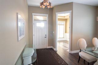 Photo 3: 238 AMBLESIDE Drive in Edmonton: Zone 56 House Half Duplex for sale : MLS®# E4183811