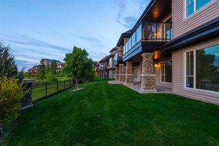 Photo 49: 238 AMBLESIDE Drive in Edmonton: Zone 56 House Half Duplex for sale : MLS®# E4183811