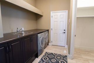 Photo 33: 238 AMBLESIDE Drive in Edmonton: Zone 56 House Half Duplex for sale : MLS®# E4183811