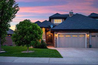 Photo 1: 238 AMBLESIDE Drive in Edmonton: Zone 56 House Half Duplex for sale : MLS®# E4183811